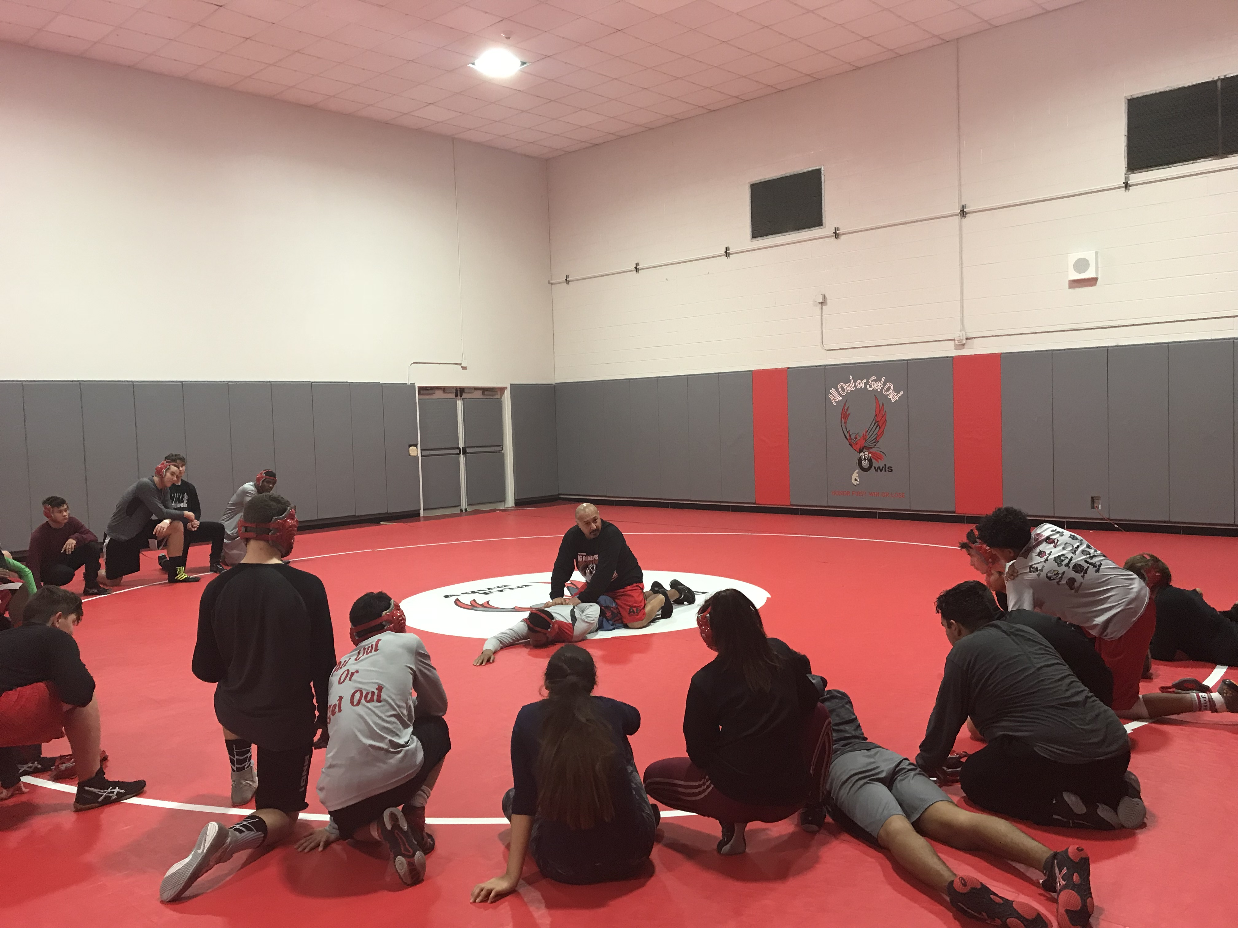 Agua Fria wrestling: All out or get out | AZPreps365