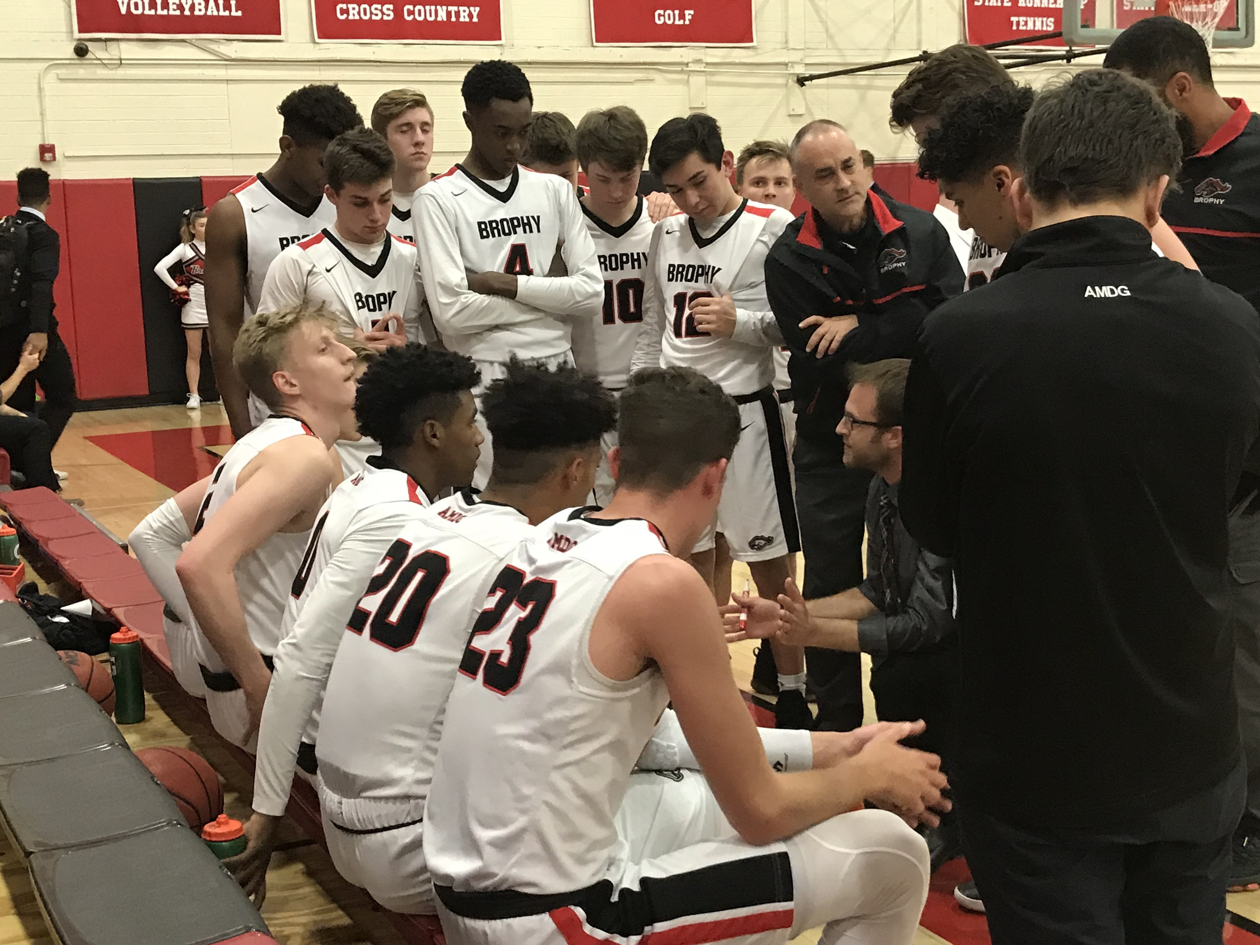 New coach gives Brophy basketball new life   AZPreps365