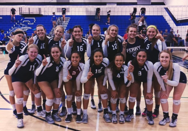 Volleyball: Perry's pleasure is winning House of Payne ...