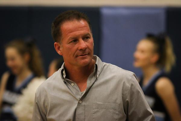 Deer Valley Head Basketball Coach Jed Dunn