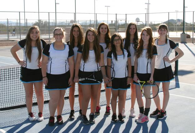 Estrella Foothills Varsity Team Photo