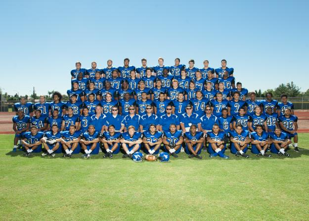 Westview Varsity Team Photo