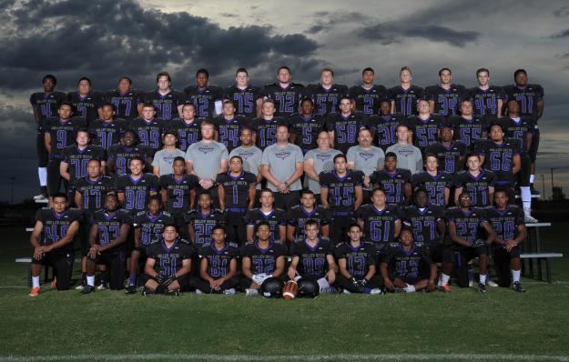 Valley Vista Varsity Team Photo