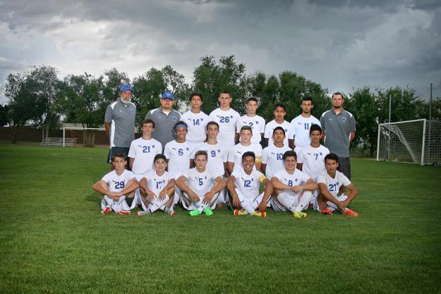 Chino Valley Varsity Team Photo