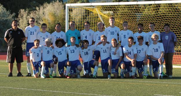 Northland Prep Varsity Team Photo