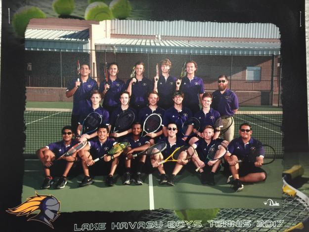 Lake Havasu Varsity Team Photo
