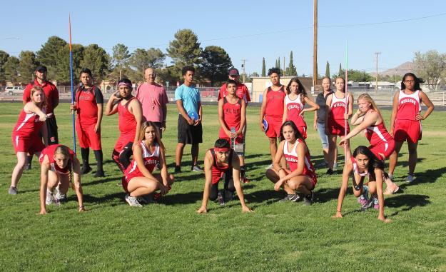 Willcox Varsity Team Photo