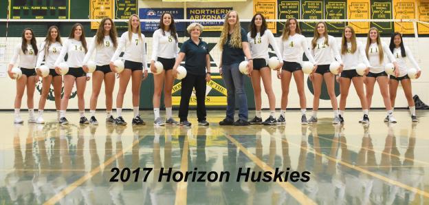 Horizon Varsity Team Photo