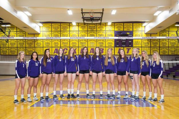 Mesa Varsity Team Photo