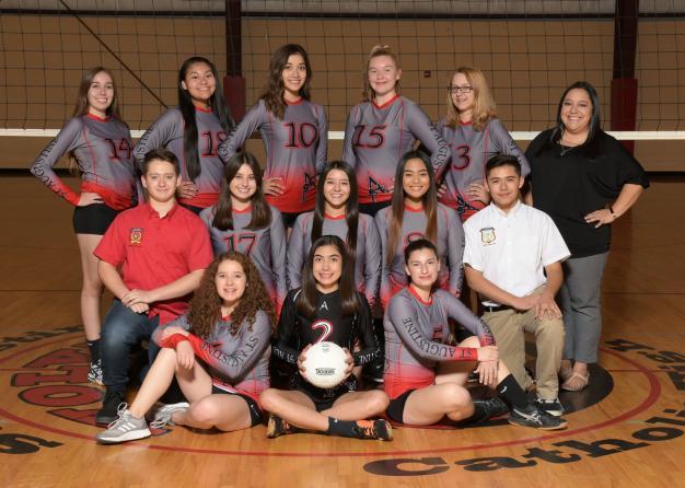 St. Augustine Varsity Team Photo