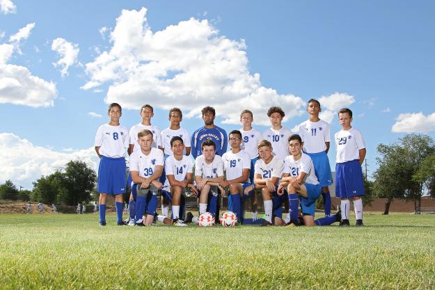 Chino Valley JV Team Photo