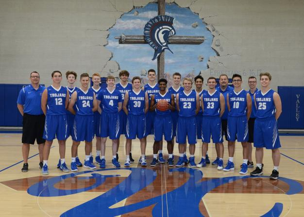 Valley Christian Varsity Team Photo