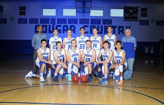 Chino Valley Varsity Team Photo