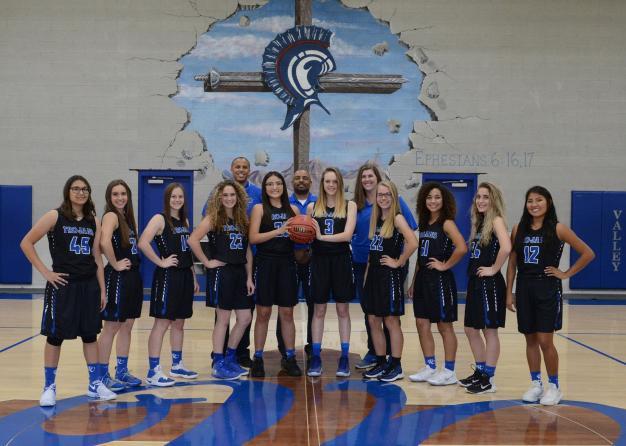 Valley Christian Varsity Team Photo