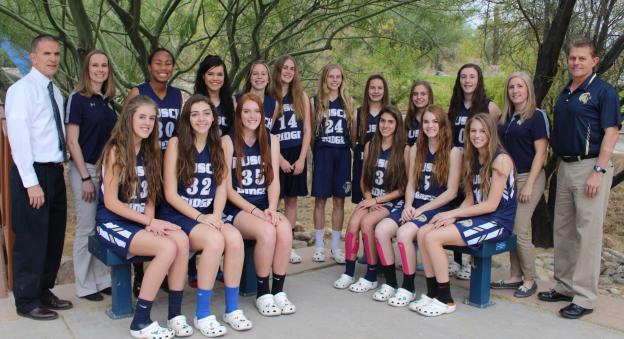 Pusch Ridge Varsity Team Photo