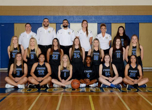 Sandra Day O'Connor Varsity Team Photo