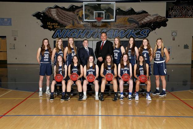 Ironwood Ridge Varsity Team Photo