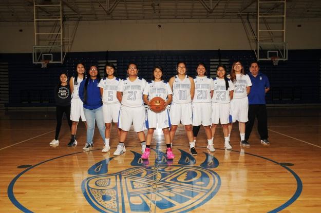 Hopi Varsity Team Photo