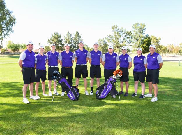 Northwest Christian Varsity Team Photo