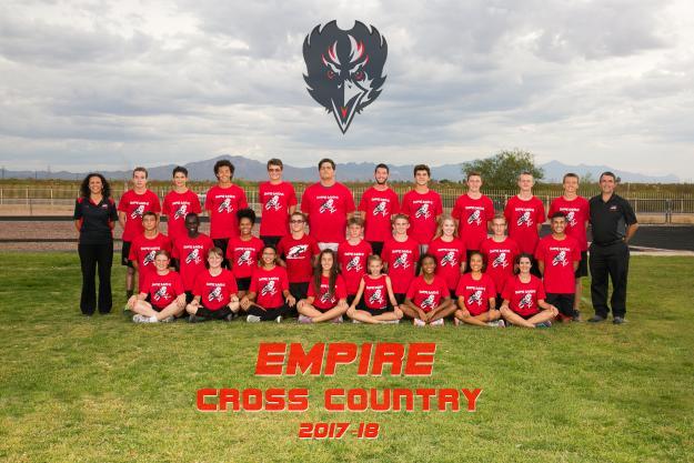 Empire Varsity Team Photo