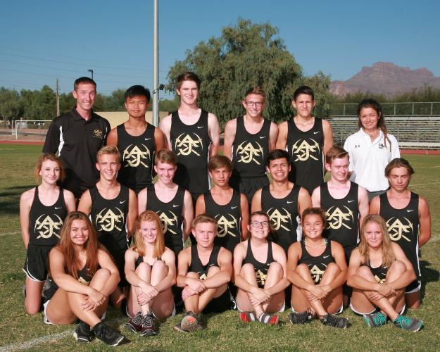 Apache Junction Varsity Team Photo