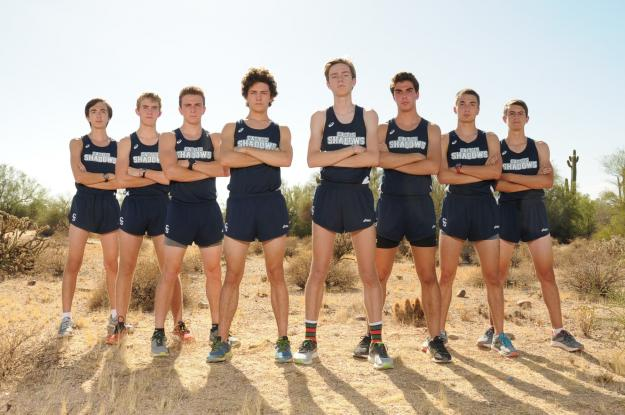 Cactus Shadows Varsity Team Photo