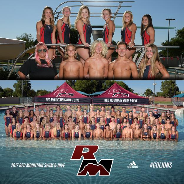 Red Mountain Varsity Team Photo
