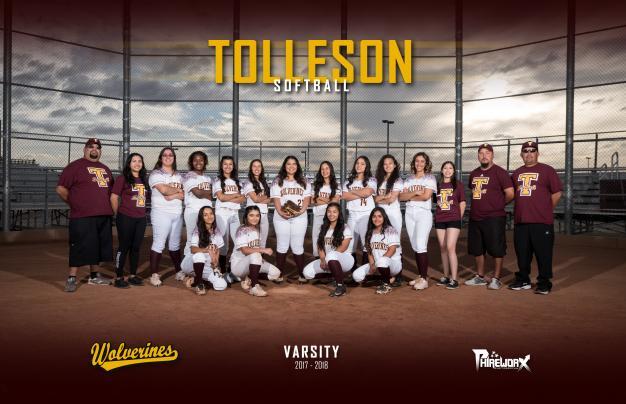 Tolleson Union Varsity Team Photo