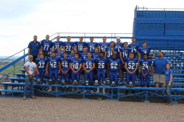 Valley Union Varsity Team Photo