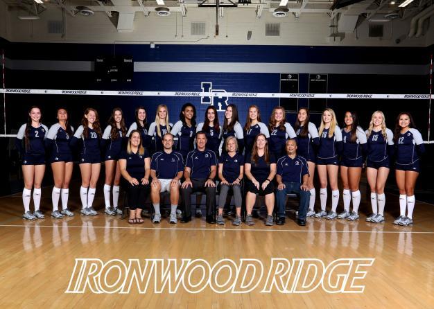 Ironwood Ridge Varsity Team Photo