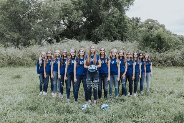 Snowflake Varsity Team Photo