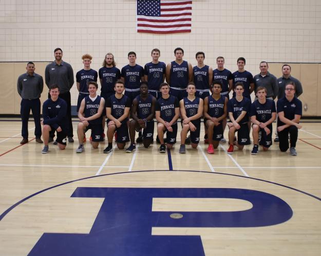 Pinnacle Varsity Team Photo