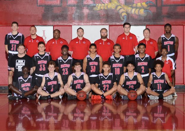 Ironwood Varsity Team Photo