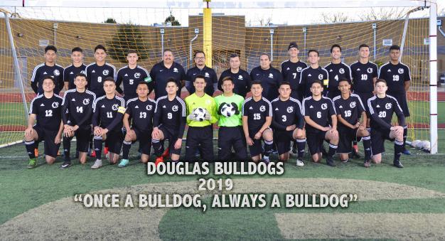 Douglas Varsity Team Photo
