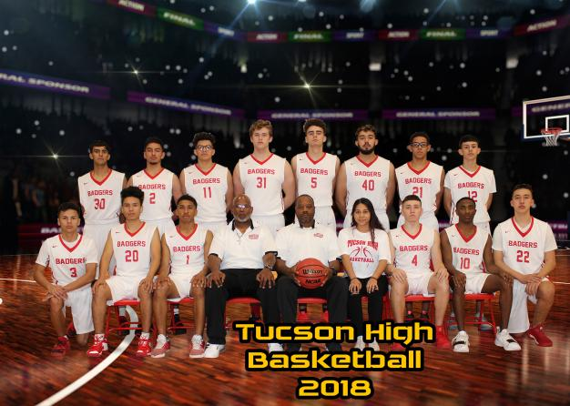 Tucson Varsity Team Photo
