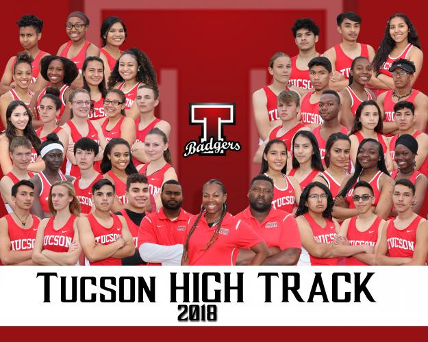 Tucson Varsity Team Photo