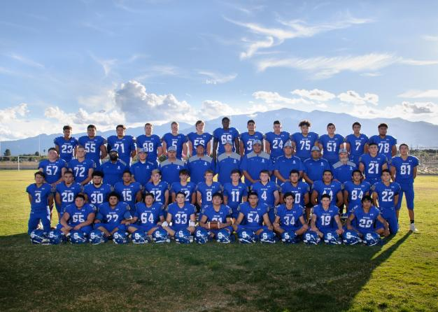 Safford Varsity Team Photo