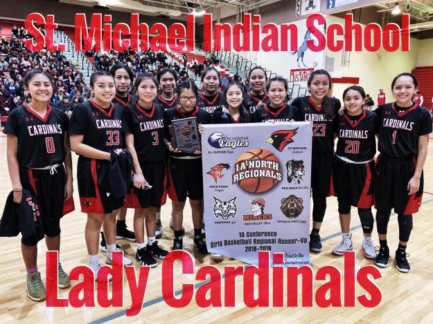 St. Michael Varsity Team Photo