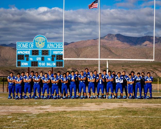 Fort Thomas Varsity Team Photo