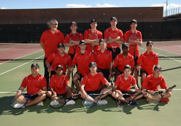 Paradise Valley Varsity Team Photo
