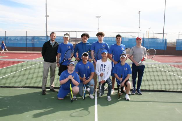Casa Grande Varsity Team Photo
