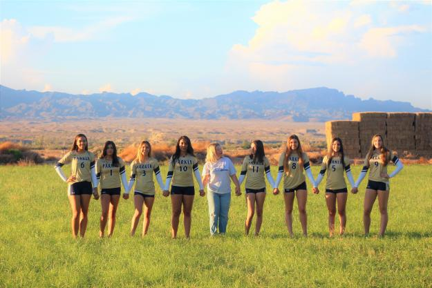 Parker Varsity Team Photo