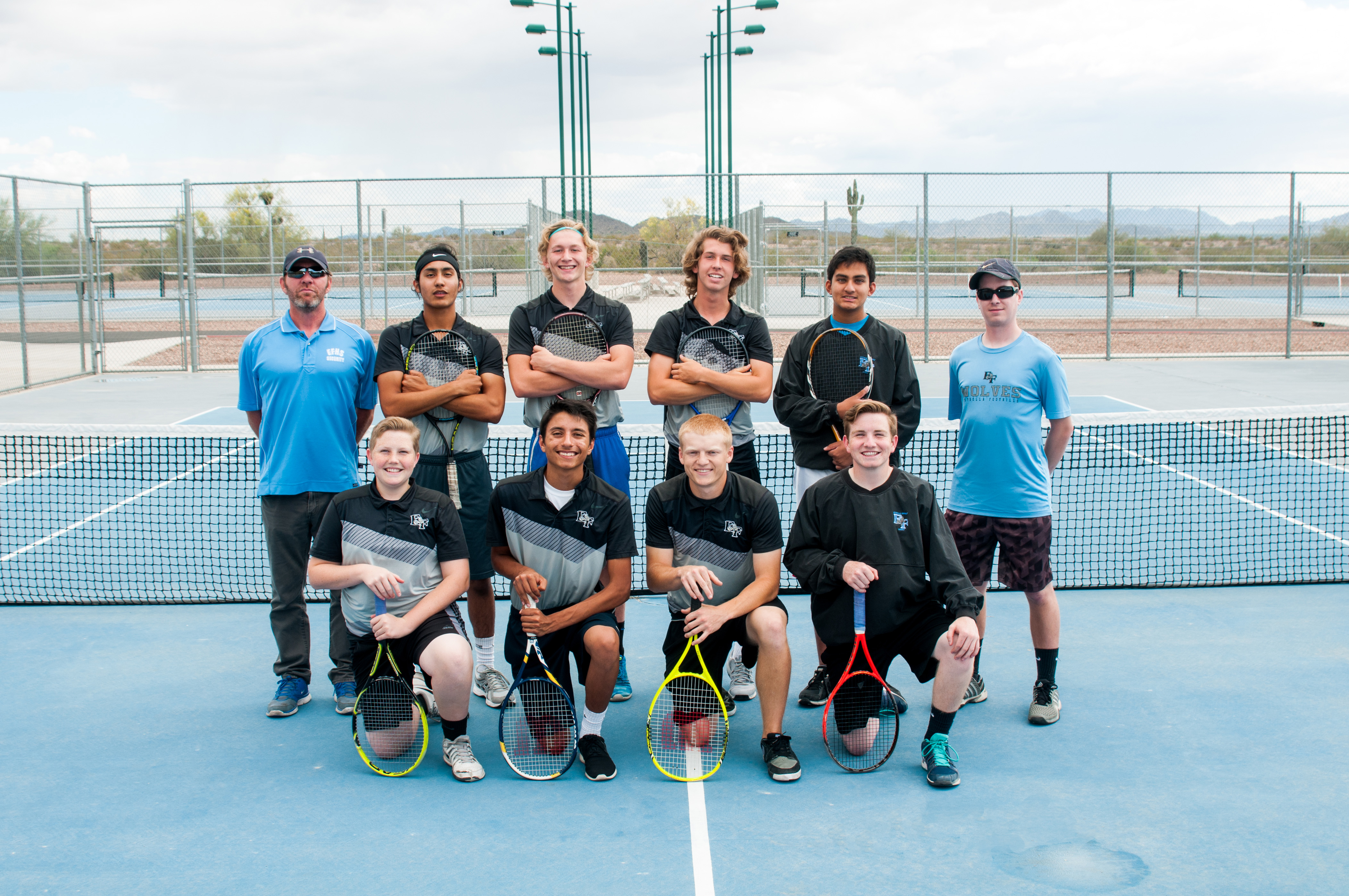 estrella foothills tennis
