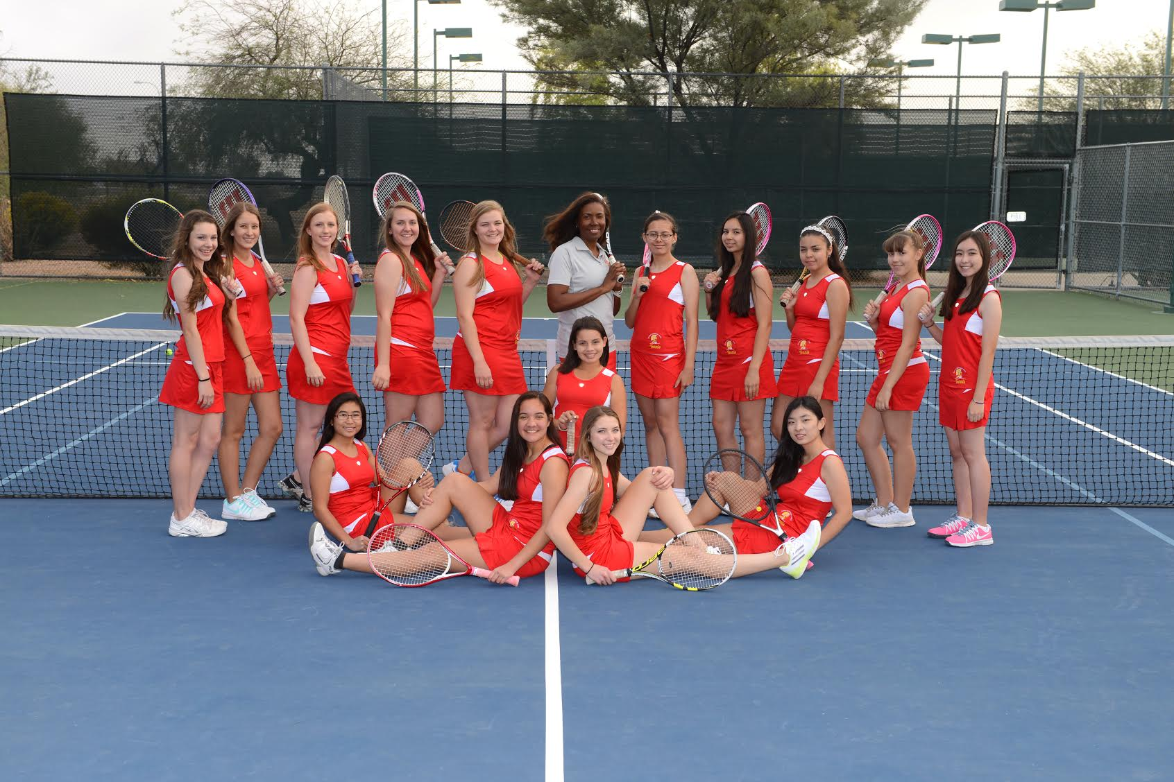 Seton Catholic Prep Tennis - Girl's   AZPreps365