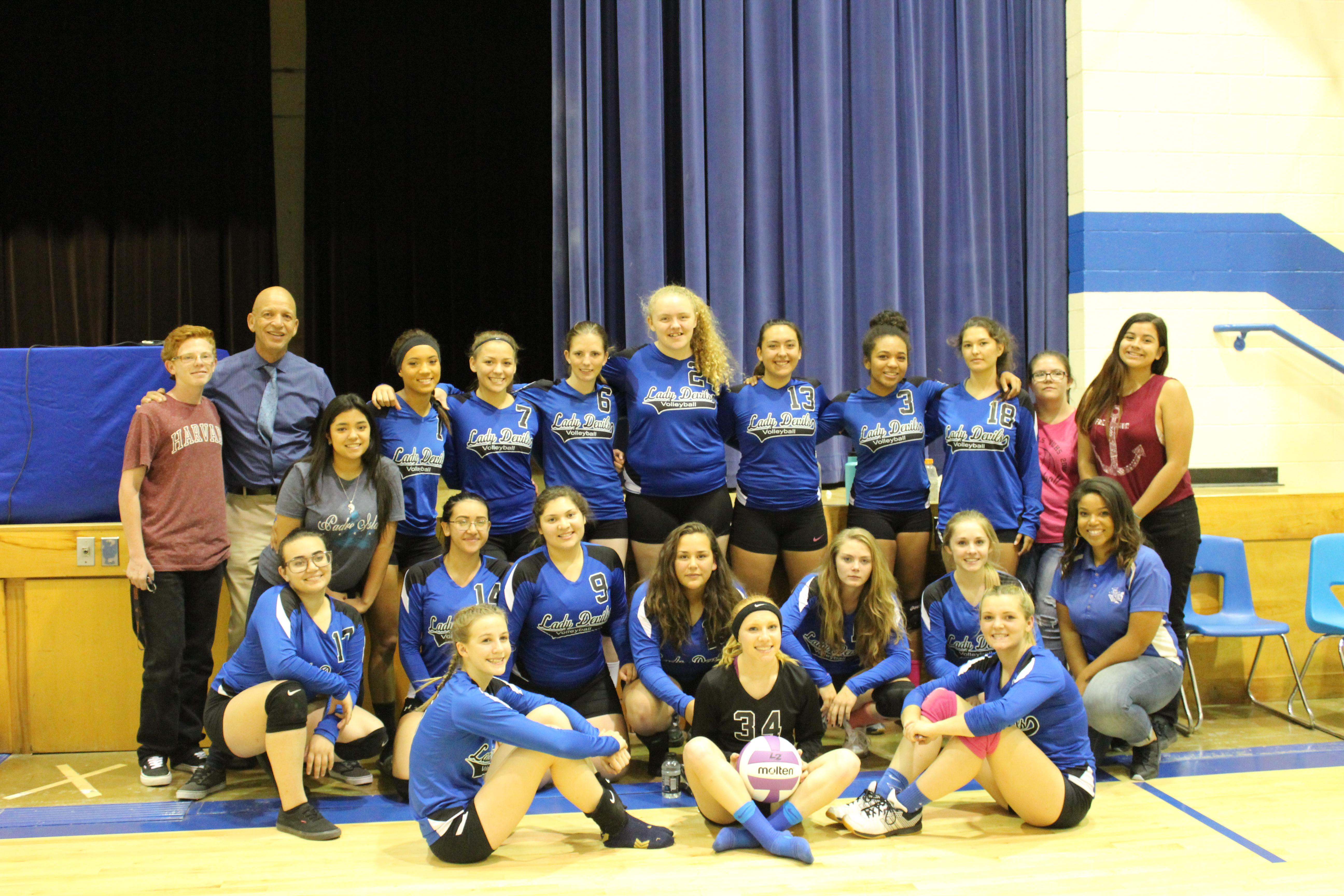 Valley Union Volleyball - Girl's   AZPreps365