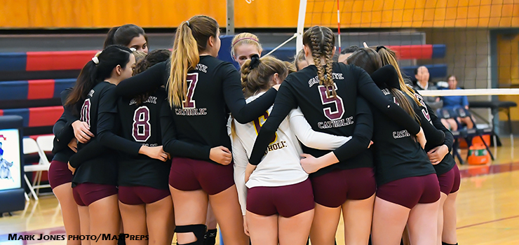 2019 20 High School Volleyball Rules Changes Impact Uniforms Prematch Protocol Azpreps365