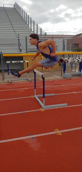 Parker hurdles