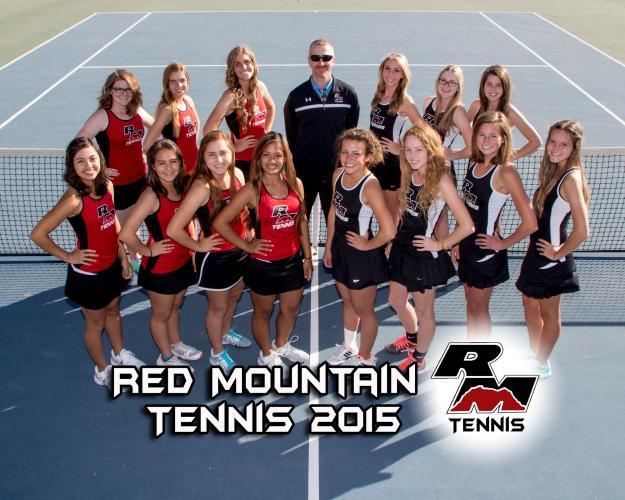 Red Mountain Varsity Team Photo