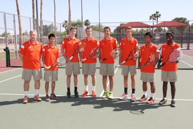 Corona del Sol Varsity Team Photo