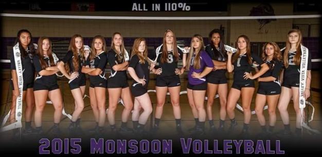 Valley Vista Varsity Team Photo